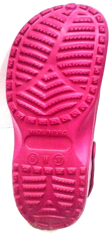 dema Pantofole Ciabatte Donna in Gomma MOD. Crocs Lampone (36): Amazon.it:  Scarpe e borse