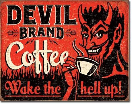 New Devil Brand Coffee 16