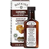 Watkins Caramel Flavor with Natural Flavors 2 Ounce (Pack of 2)