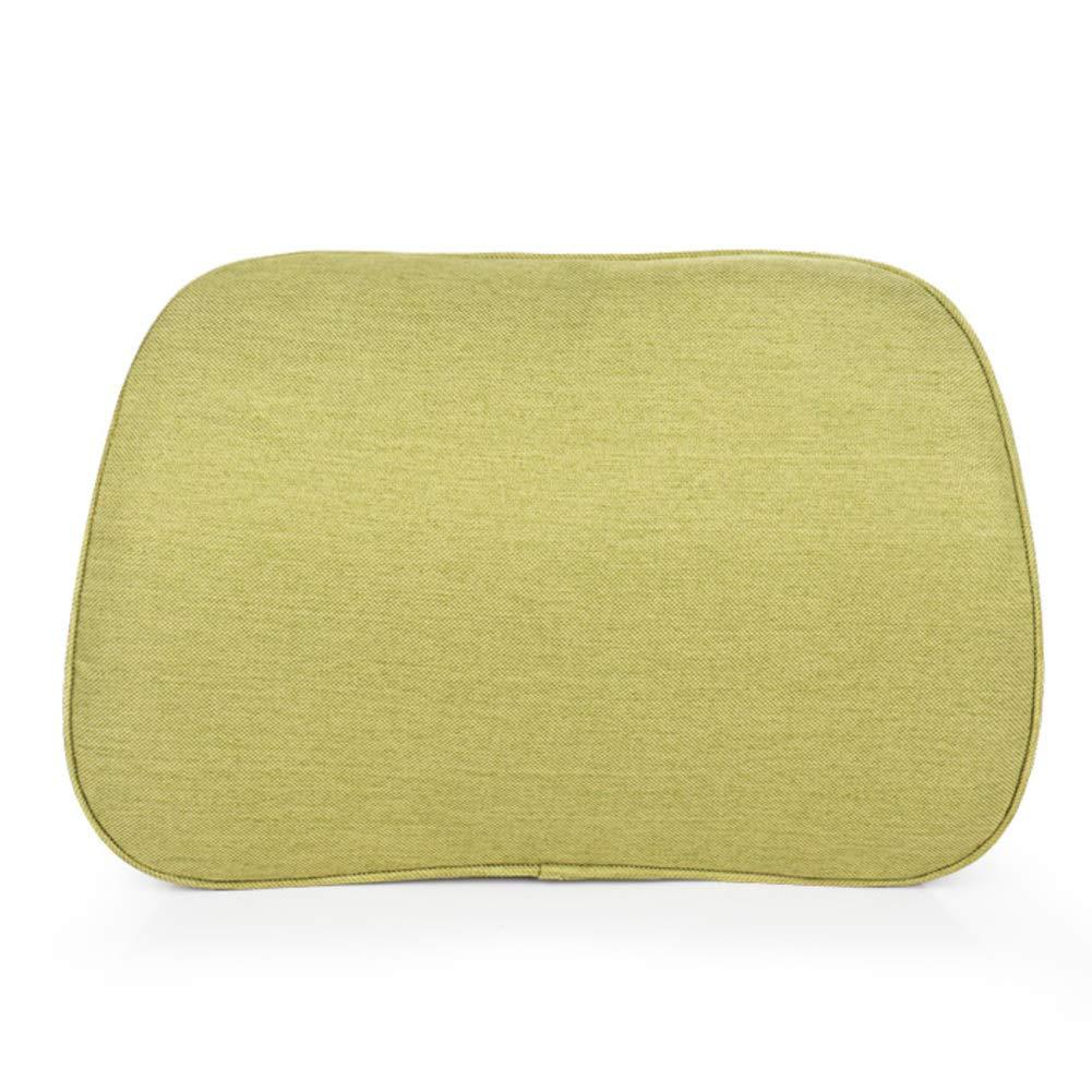 XJ&DD Car Lumbar Memory Cotton,Car Office Lumbar Cushion,for Back Pain Relief Improve Posture Home Computer Games-G 42x28cm(17x11inch) by XJ&DD (Image #1)