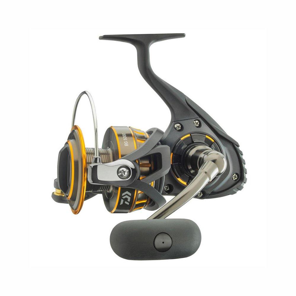 Daiwa Fuego CT 8.1 1 Baitcast Fishing Reel – FGCT100XSL Left Hand