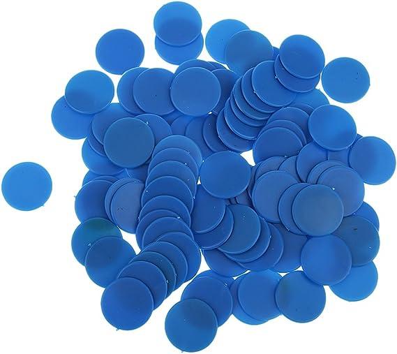 160 zählen Plastikschürhaken Chip Kartenspiel rotes grün blaues Gelb