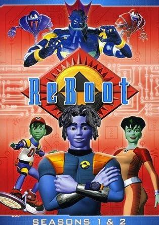 amazon co jp reboot seasons 1 2 dvd import dvd ブルーレイ