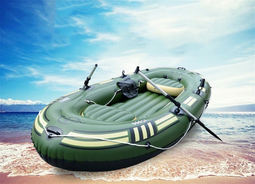 Pota 6 persona Kayak inflable de yate más grueso pesca ...