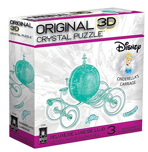 Deluxe Disney 3D Crystal Puzzle - Cinderella -