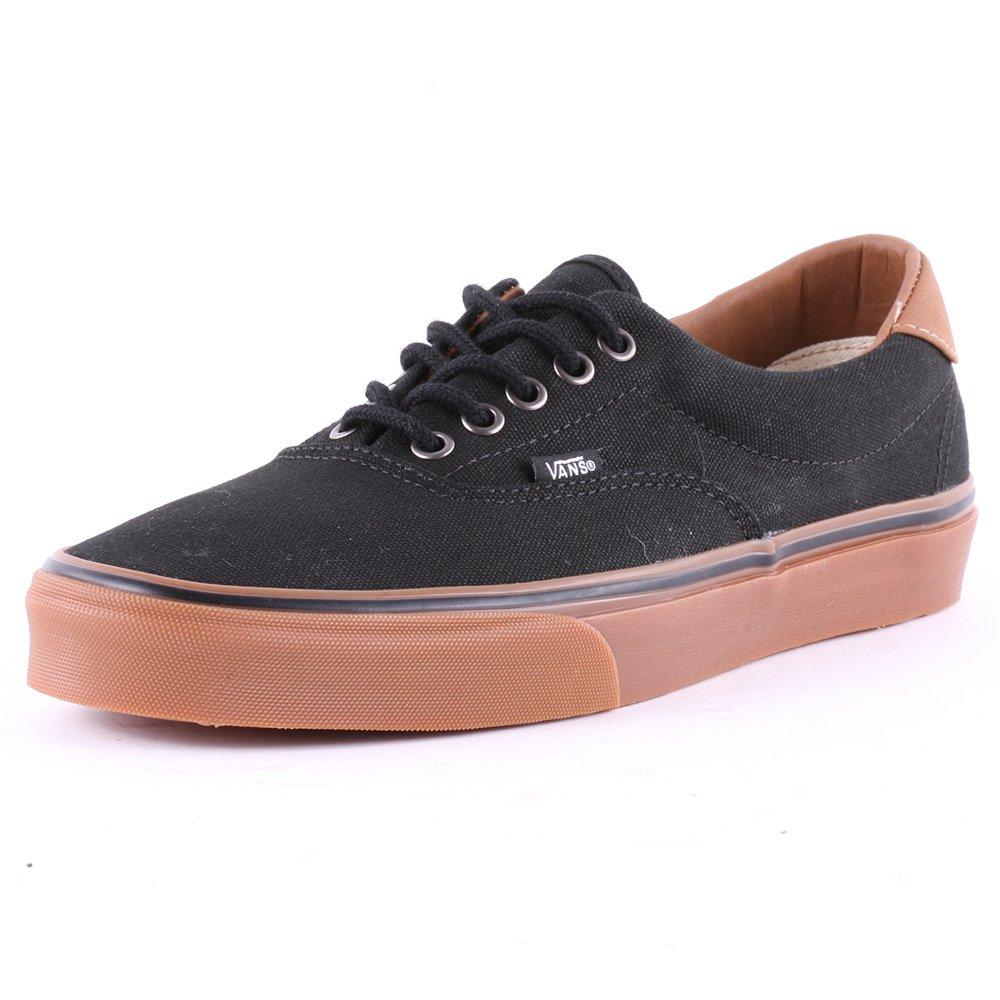 Vans Unisex Era 59 Skate Shoes B00L4INGB2 Men's 7.5, Women's 9 Medium|(C&l) Black/Classic Gum