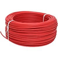 Cofan 51002554R Rollo de Cable, Rojo, 1 x
