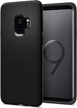 Spigen® [Liquid Air Funda Galaxy S9 con Durable Flex y Easy Grip ...
