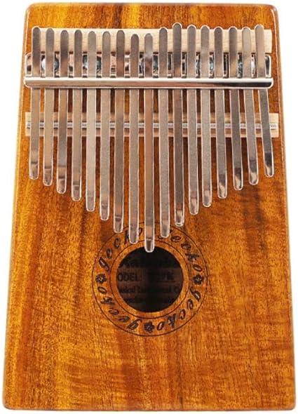 YXIAOn Kalimba, estilo de tarjeta portátil Limba Thumb Piano ...