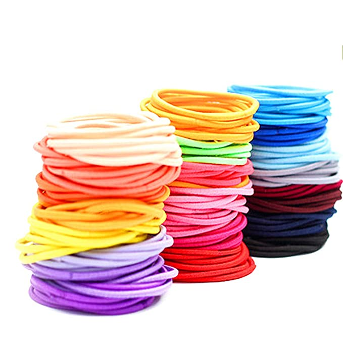 ANNIE PONYTAILERS 14 PCS TANGLE FREE #3356 NO METAL OUCHLESS ASSORTED