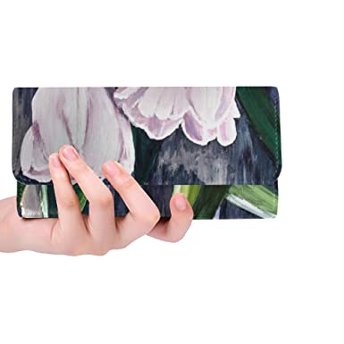 Amazon.com: Único pintado a medida tulipanes acrílico ...