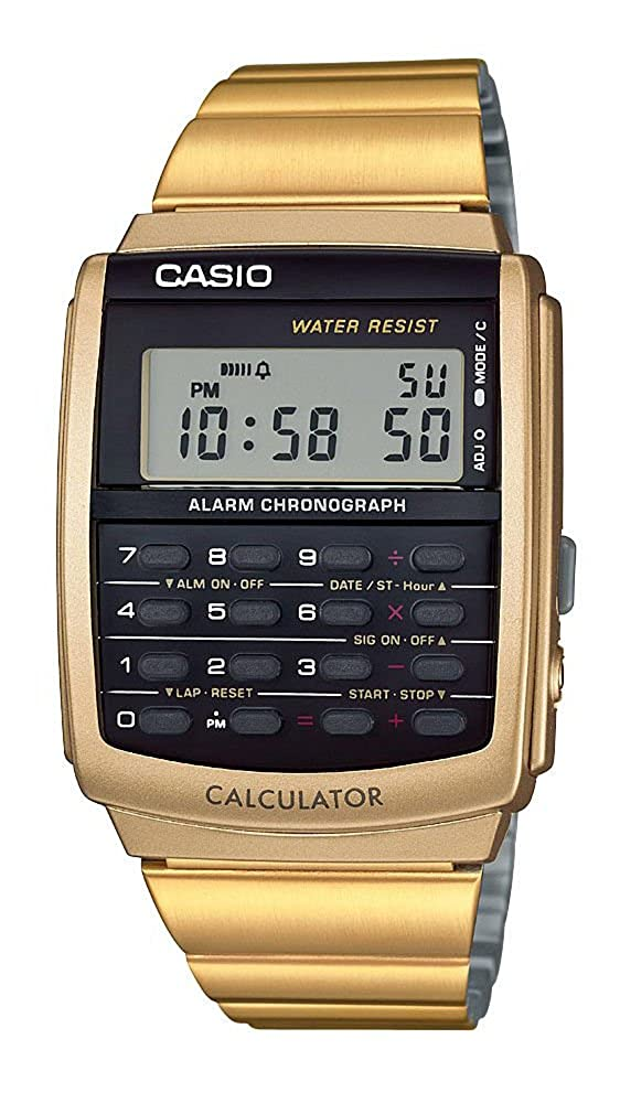 Ca506g 9avt Men's G Shock Watch GoldUhren TF1lKJc