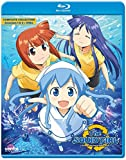 The Squid Girl Complete Collection contains episodes 1-27.Angered by mankind's pollution of her beloved ocean, Squid Girl rises from the dark and mysterious depths in order to punish the loathsome human race! Unfortunately, that plan immediately hits...