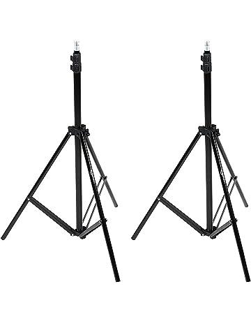 amazon lighting lighting studio electronics lighting Camera Remote amazonbasics aluminum 7 foot light stand with case 2 pack