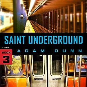 Saint Underground Audiobook
