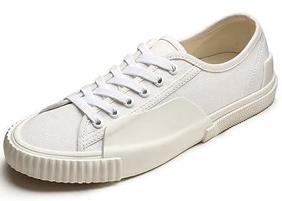 6b2d365383cb9 Vintage Canvas Shoes Vulcanized Shoes Retro Casual Shoes Japanese ...