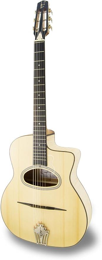 APC JMD200 MPL Guitarra- Jazz Manouche D Hole: Amazon.es ...