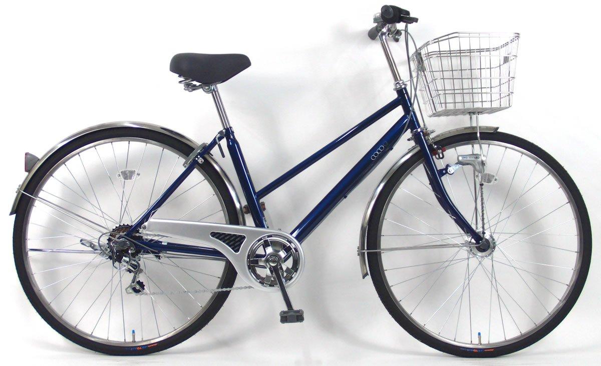 【 開梱 設置?無料 】 C.Dream(シードリーム) ココスペシャル CC76-SP 27インチ自転車 シティサイクル ネイビー ネイビー 6段変速 6段変速 100%組立済み発送 CC76-SP B078TWFXSF, Digio2ダイレクト:b1ca69cd --- greaterbayx.co