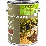 "elephant Bambus-Pflegeöl ""Spezial"", für CoBAM-Terrassendielen, coffee, 2,5 L"