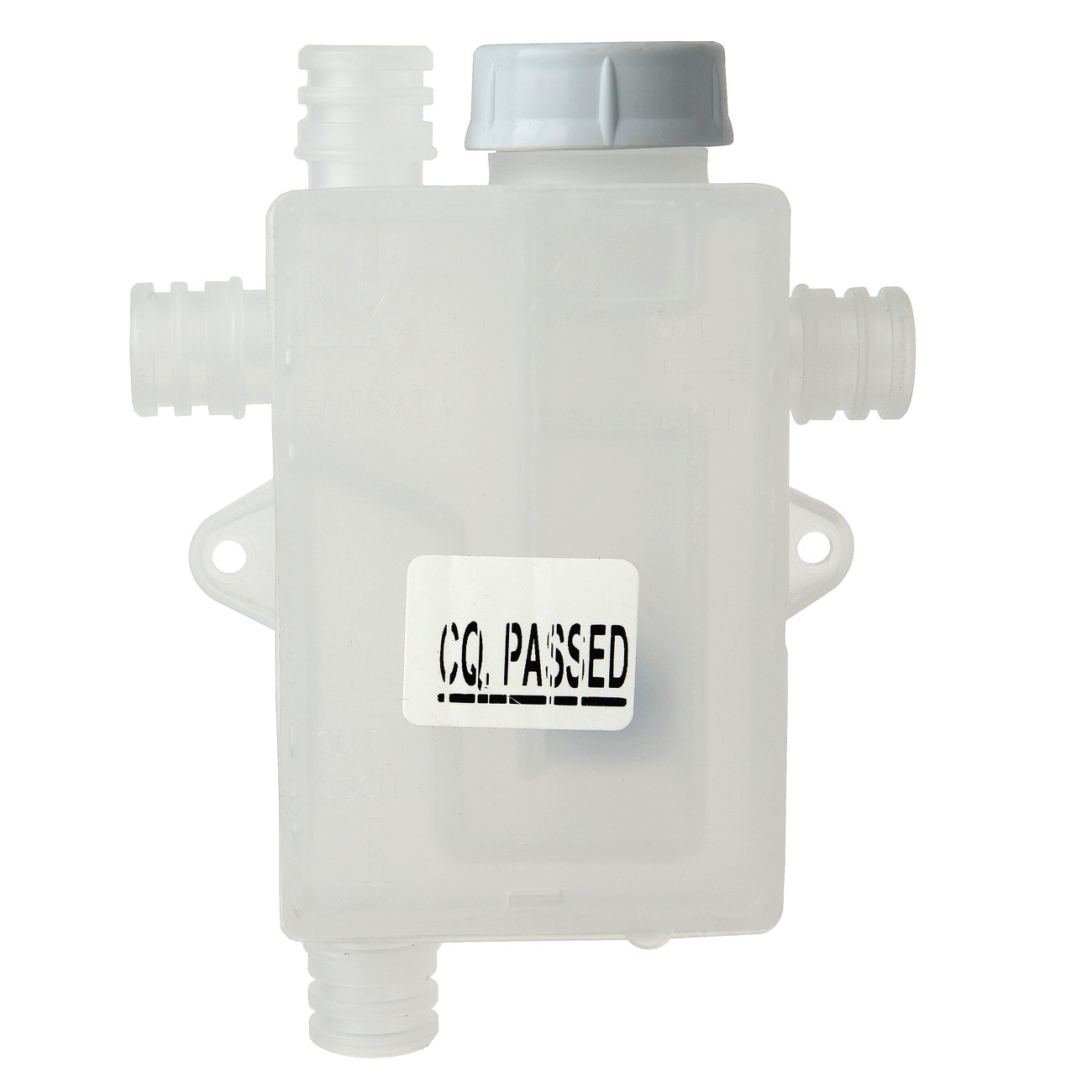 blanco La ventilaci/ón ksifs-y ksifs Kit sif/ón a seco ispezionabile Smart con desag/üe de condensado di/ámetro 20/mm
