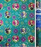 Disney Frozen Gift Wrap - 20 Sq Ft Roll