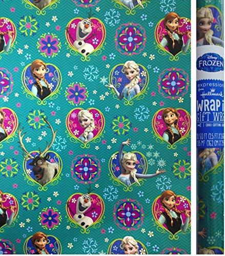 Disney Frozen Gift Wrap Roll