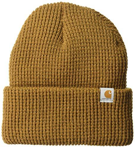 Carhartt Men's Woodside Hat, Brown, One Size ()
