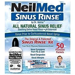 NeilMed Sinus Rinse - A Complete Sinus N...