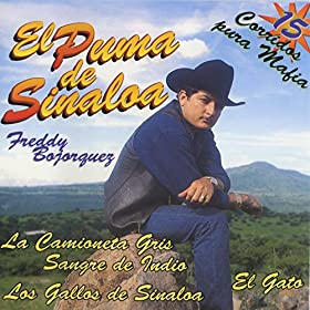 Amazon.com: Los Gallos De Sinaloa: El Puma De Sinaloa: MP3