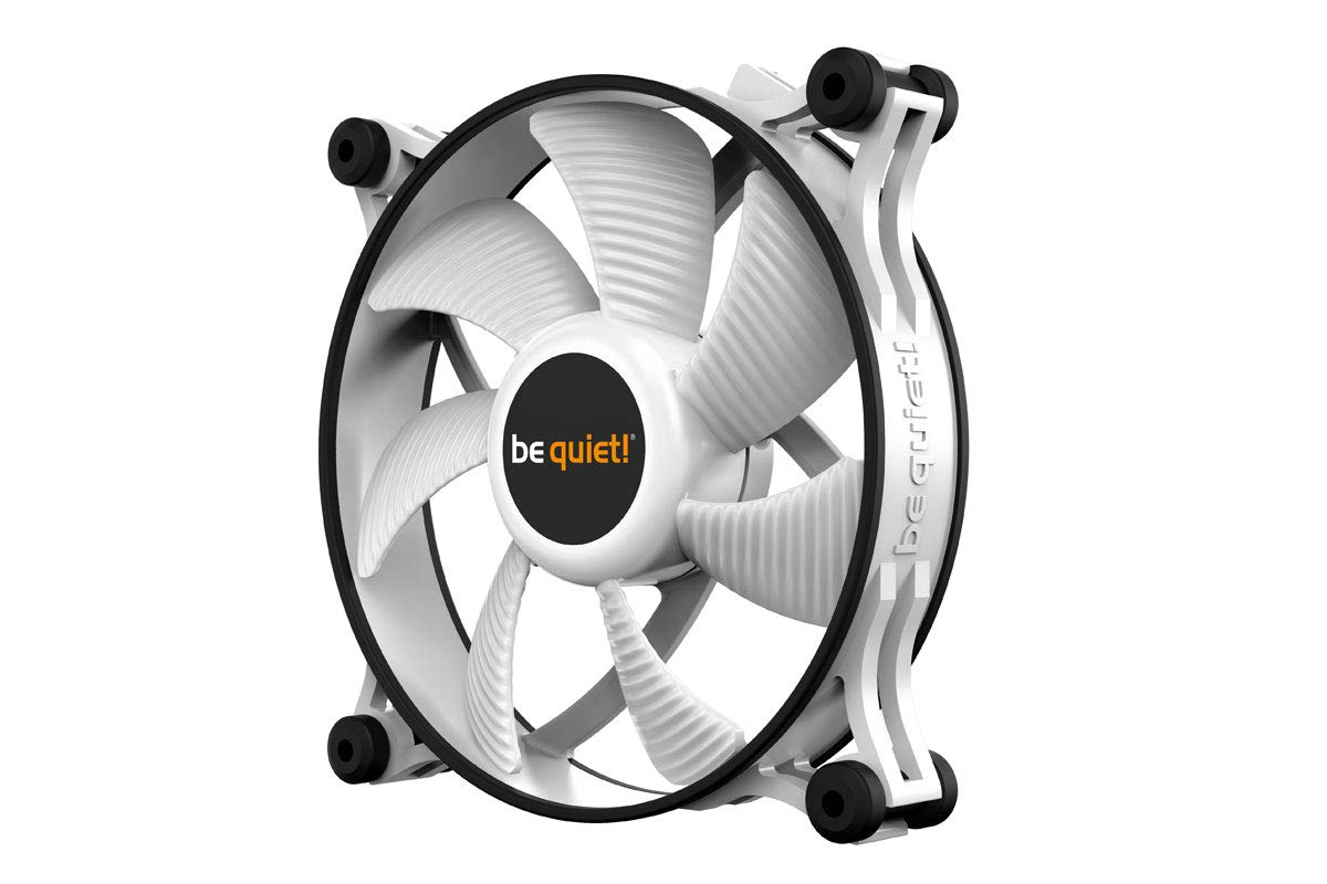 be quiet Cooling Fan BL090 Shadow Wings 2 140mm White