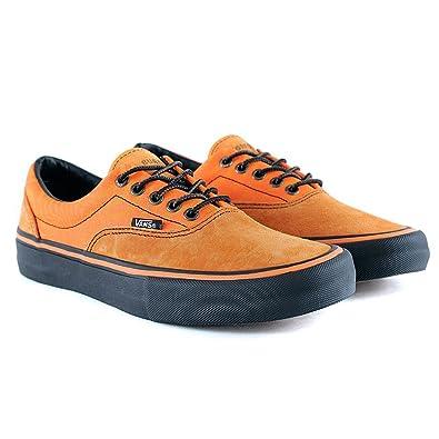 cba881414cd1 Vans x Spitfire Era Pro Pumpkin Orange Black Skate Shoes  Amazon.co.uk   Shoes   Bags