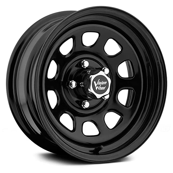 6x5 5 12mm Gloss Black