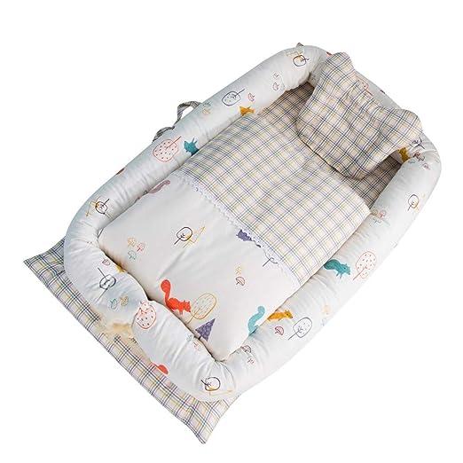 ESHOO® - Cuna portátil para bebé, 3 Piezas, diseño de ...
