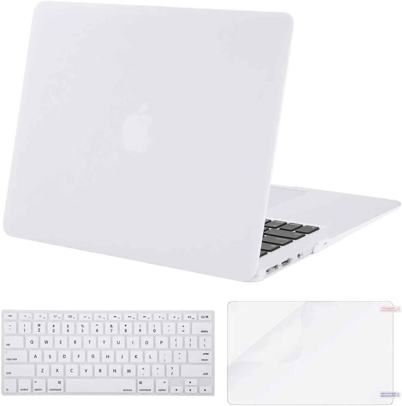 Funda y covertor de teclado para MacBook Air 13 A1369 A1466