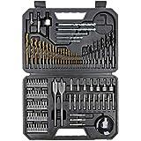 Kit de pontas e brocas Bosch com 103 peças