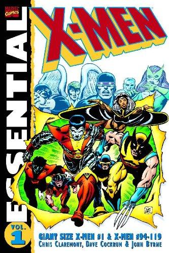 Essential X-Men, Vol. 1 (Marvel Essentials) (v. 1) -  Chris Claremont, Paperback