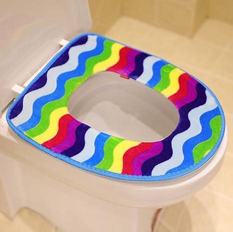 Gquan Wc Pad - Cojines de asiento de inodoro, asiento de ...