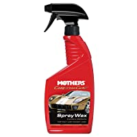 Deals on Mothers 05724 California Gold Spray Wax, 24 oz.