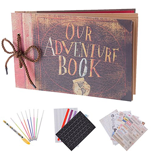 Our Adventure Book Pixar