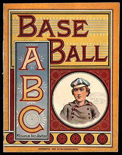 Baseball ABC 1885 First Edition