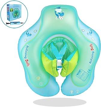 Amazon.com: Flotadores de natación para bebé para piscina ...