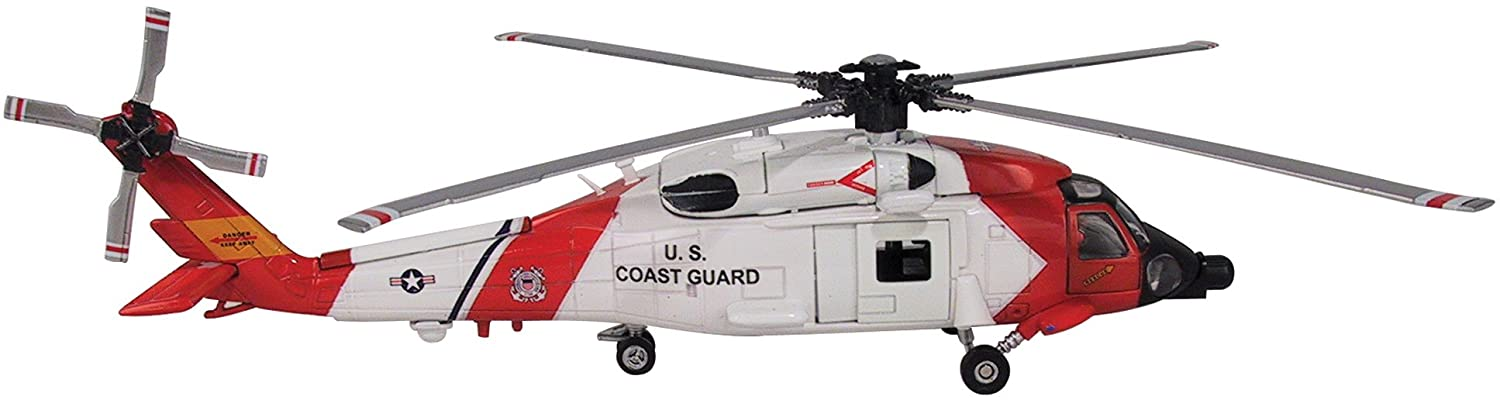 InAir Limited Edition U.S. Coast Guard Helicopter HH-60J Jayhawk