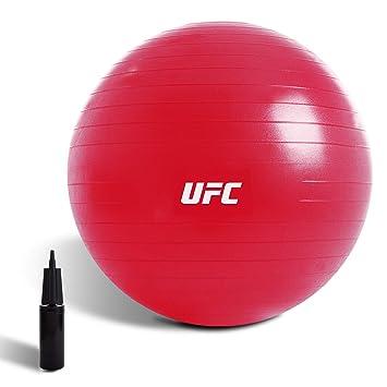UFC - Balón de ejercicios (55/65/75 cm) - Balón de equilibrio de ...