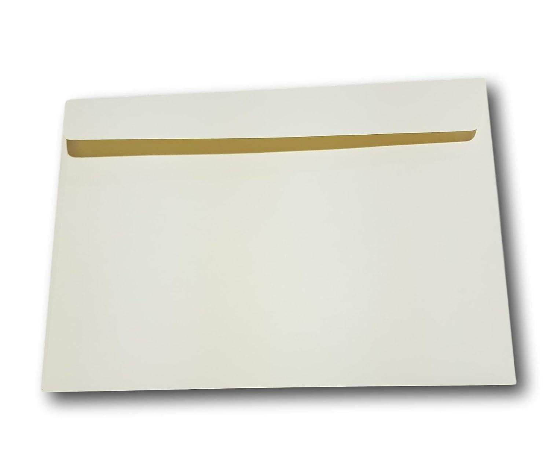 Lot de 5 x C5 Bébé Bleu Ovale ouverture cartes avec enveloppes