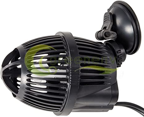 4 PCS Circulation Pump Wavemaker 800 GPH Aquarium Reef Powerhead Suction Cup