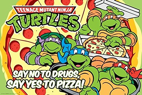 Teenage Mutant Ninja Turtles - Poster