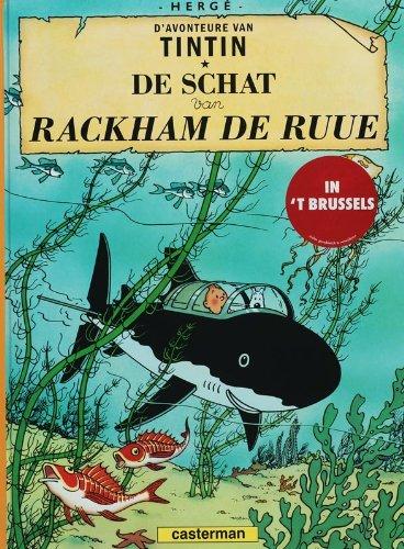 Kuifje Schat/Rackham Ruue Bxl