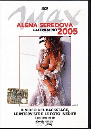 Calendario Max.Alena Seredova Max Calendario 2005 Amazon It Alena