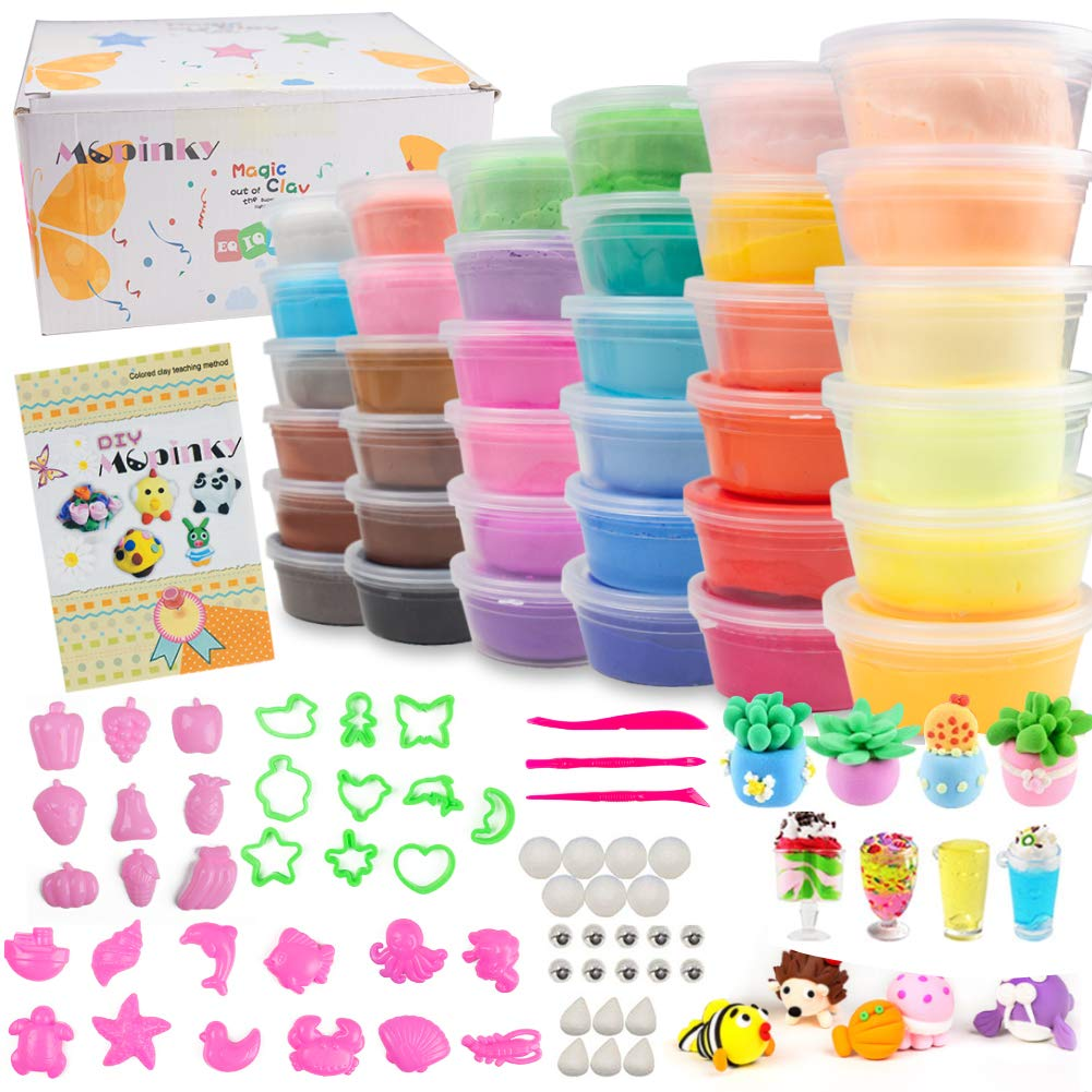 Fun clay set for kids ages 5-10ish