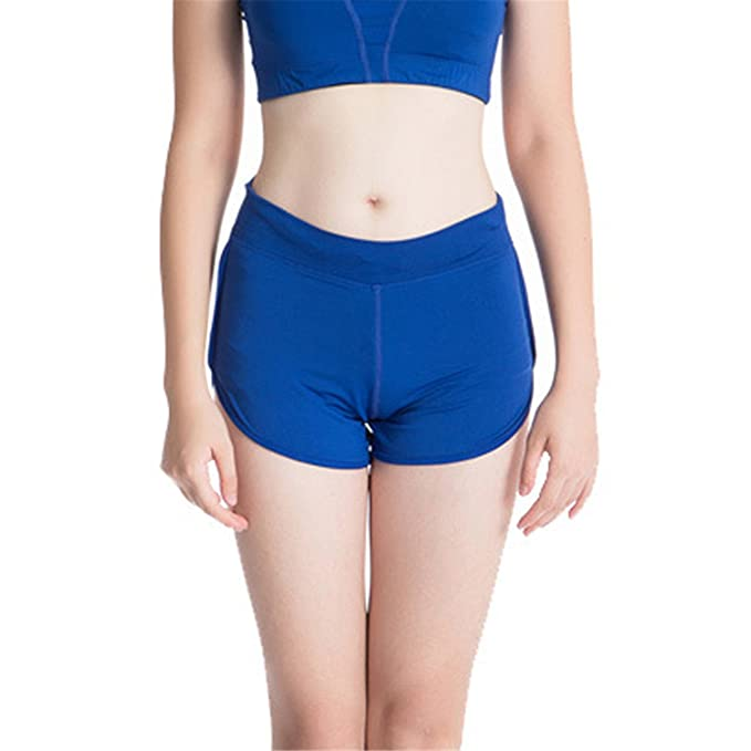 Dearlly Summer Beach Short Sports Quick Dry Running Gym Yoga ...